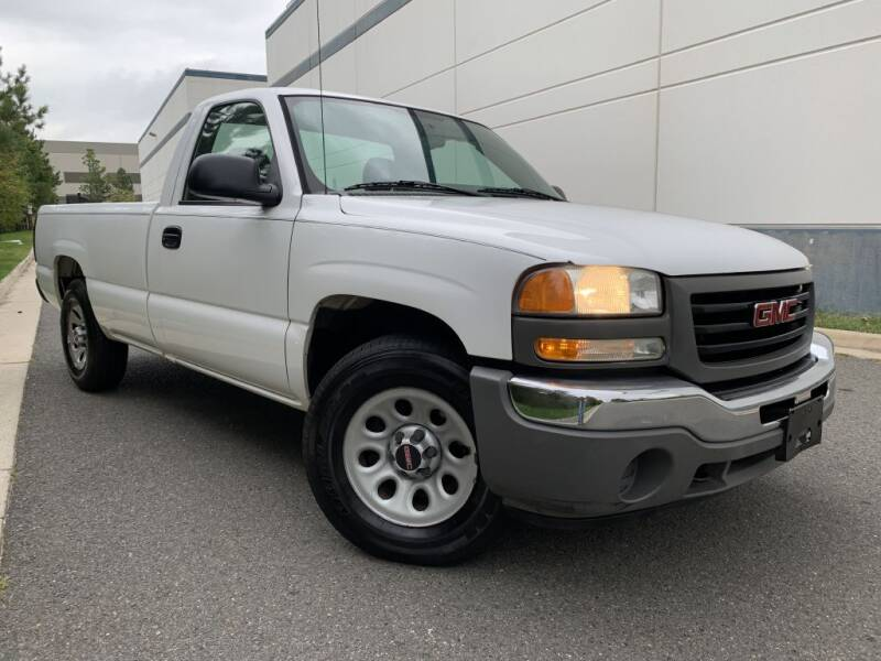 2007 GMC Sierra 1500 for sale at PM Auto Group LLC in Chantilly VA