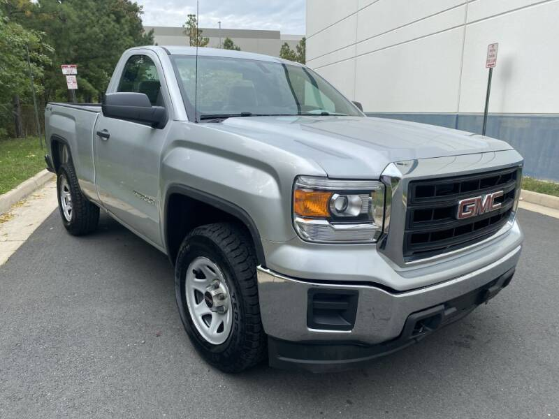 2014 GMC Sierra 1500 for sale at PM Auto Group LLC in Chantilly VA
