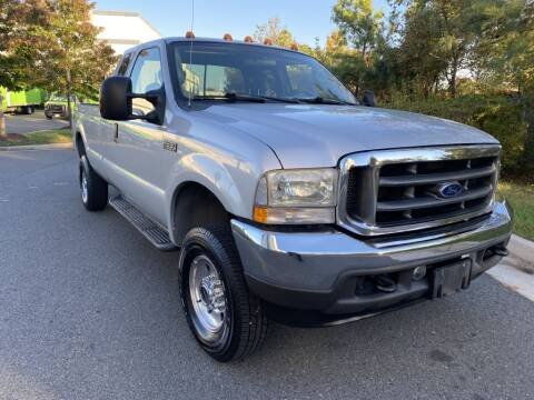 2004 Ford F-350 Super Duty for sale at PM Auto Group LLC in Chantilly VA