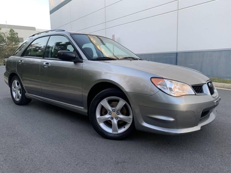 2007 Subaru Impreza for sale at PM Auto Group LLC in Chantilly VA