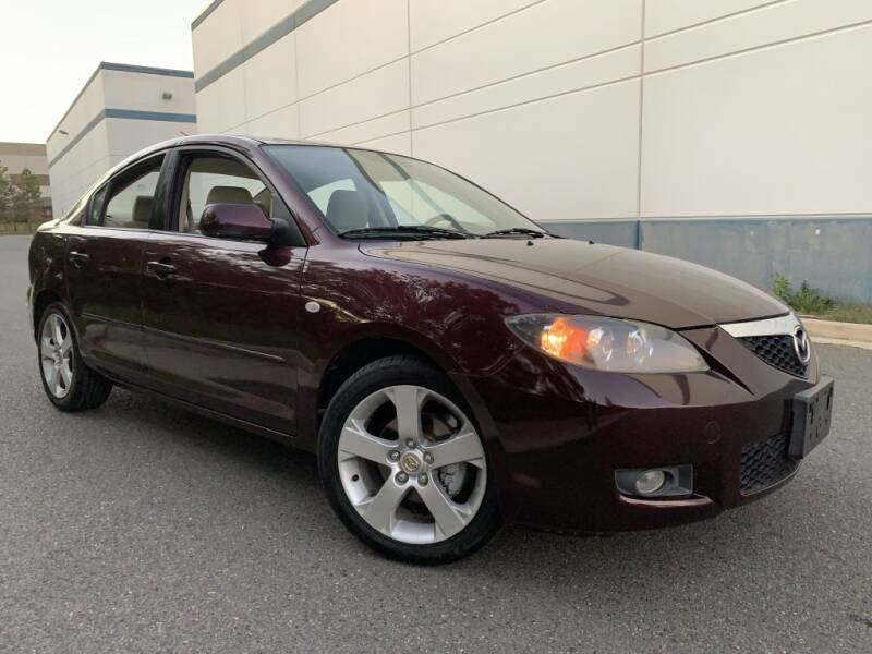 2008 Mazda MAZDA3 for sale at PM Auto Group LLC in Chantilly VA