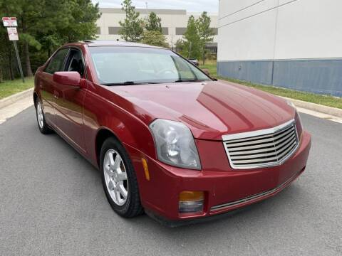 2004 Cadillac CTS for sale at PM Auto Group LLC in Chantilly VA