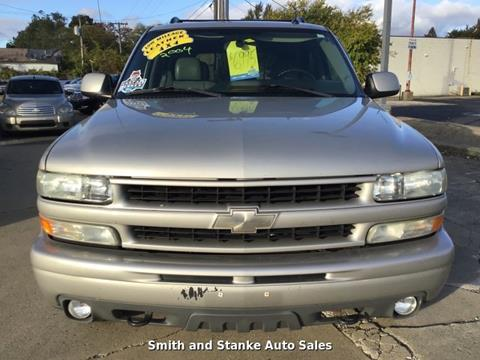 2004 Chevrolet Tahoe for sale in Sturgis, MI