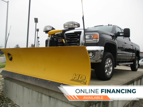 2015 GMC Sierra 2500HD for sale at Smith and Stanke Auto Sales in Sturgis MI
