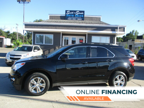 2014 Chevrolet Equinox for sale at Smith and Stanke Auto Sales in Sturgis MI