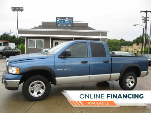2004 Dodge Ram Pickup 1500 for sale at Smith and Stanke Auto Sales in Sturgis MI
