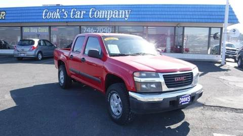 2007 GMC Canyon for sale in Lewiston, ID
