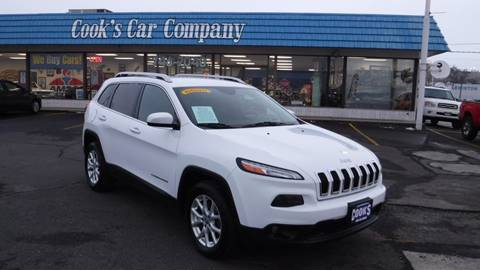 2015 Jeep Cherokee for sale in Lewiston, ID