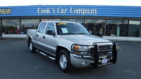 2006 GMC Sierra 1500 for sale in Lewiston, ID