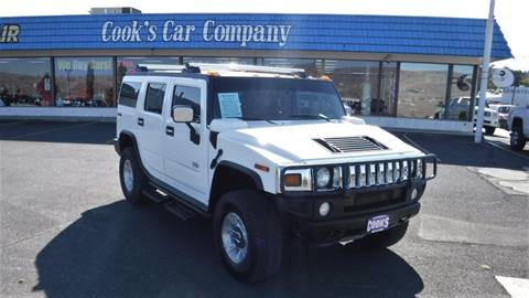 2003 HUMMER H2 for sale in Lewiston, ID