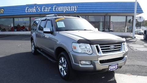 2008 Ford Explorer Sport Trac for sale in Lewiston, ID