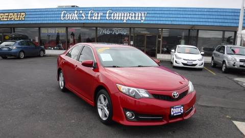 2012 Toyota Camry for sale in Lewiston, ID