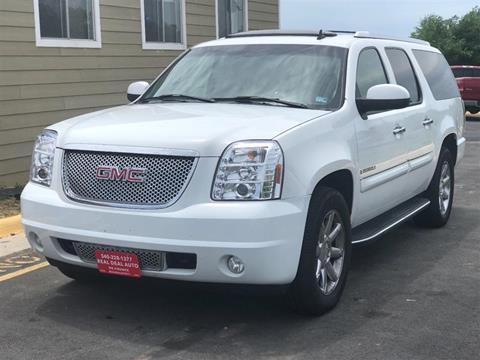 2007 GMC Yukon XL for sale in Fredericksburg, VA