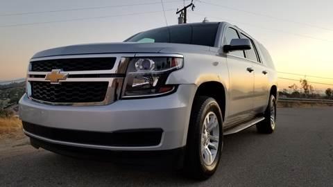 2018 Chevrolet Suburban for sale in Corona, CA