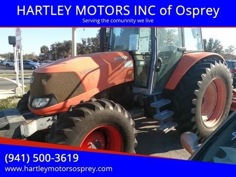 2012 Kubota M 126X OTC for sale in Osprey, FL