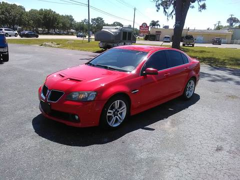 2009 Pontiac G8 for sale in Osprey, FL
