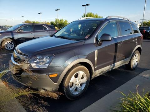 2015 Chevrolet Captiva Sport Fleet for sale in Wausau, WI