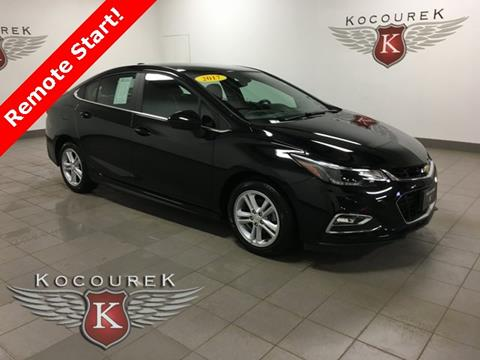 2017 Chevrolet Cruze for sale in Wausau, WI