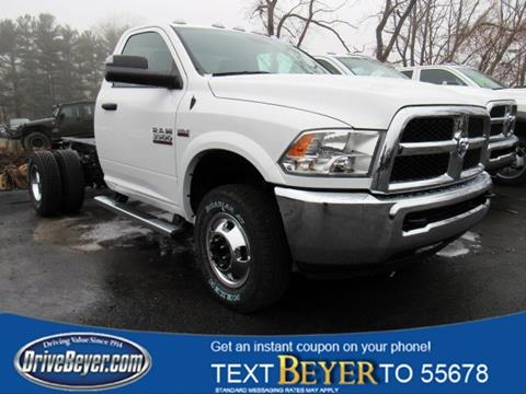 2018 RAM Ram Chassis 3500 for sale in Morristown, NJ