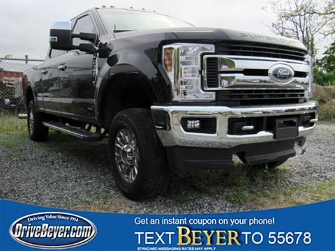 2018 Ford F-350 Super Duty for sale in Morristown, NJ