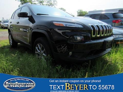 2018 Jeep Cherokee for sale in Morristown, NJ