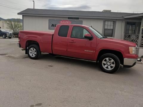 2007 GMC Sierra 1500 for sale in Alamogordo, NM