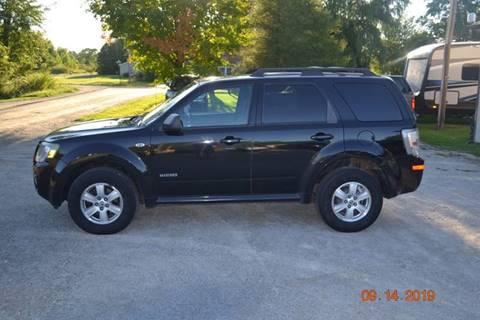 2008 Mercury Mariner for sale in Lexington, MI
