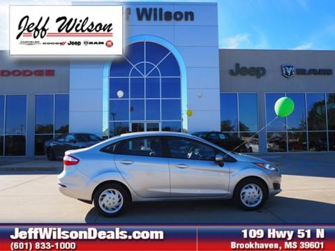 2017 Ford Fiesta for sale in Brookhaven, MS