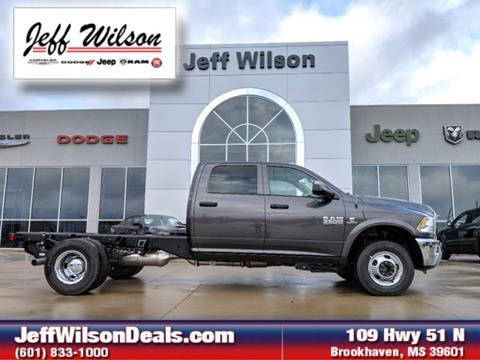 2018 RAM Ram Chassis 3500 for sale in Brookhaven, MS
