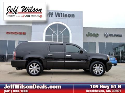 2011 GMC Yukon XL for sale in Brookhaven, MS