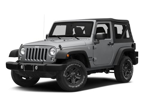 2018 Jeep Wrangler for sale in Brookhaven, MS