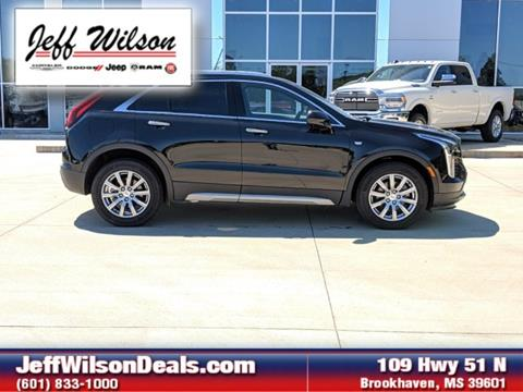 2019 Cadillac XT4 for sale in Brookhaven, MS