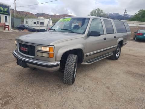1999 GMC Suburban for sale in Cedar City, UT