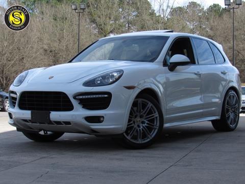 Used Porsche Cayenne For Sale In North Carolina