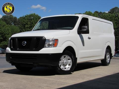 2014 Nissan NV Cargo for sale in Raleigh, NC