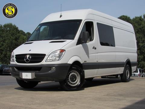 2013 Mercedes-Benz Sprinter Crew for sale in Raleigh, NC