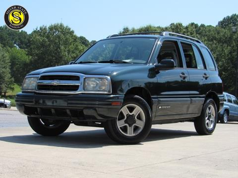 2003 Chevrolet Tracker for sale in Raleigh, NC