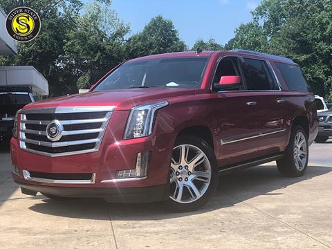 2015 Cadillac Escalade ESV for sale in Raleigh, NC