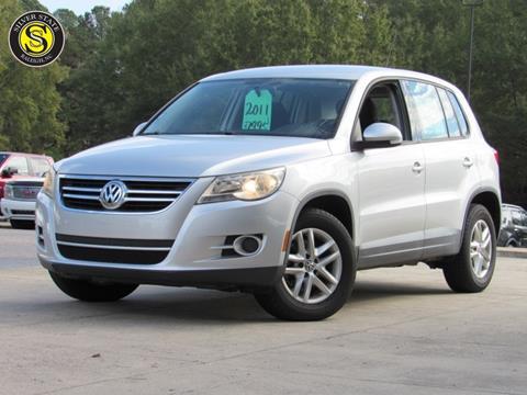 2011 Volkswagen Tiguan for sale in Raleigh, NC