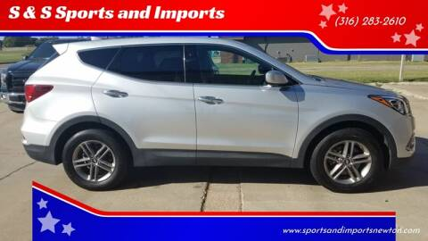 2017 Hyundai Santa Fe Sport for sale in Newton, KS
