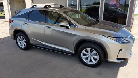 2017 Lexus RX 350 for sale in Newton, KS