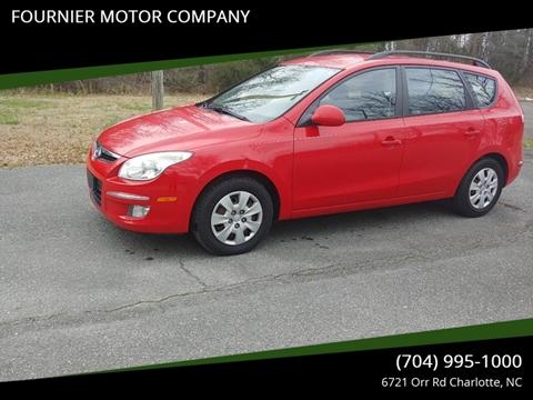 2010 Hyundai Elantra Touring for sale in Charlotte, NC