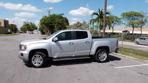 2017 GMC Canyon for sale in Miami, FL