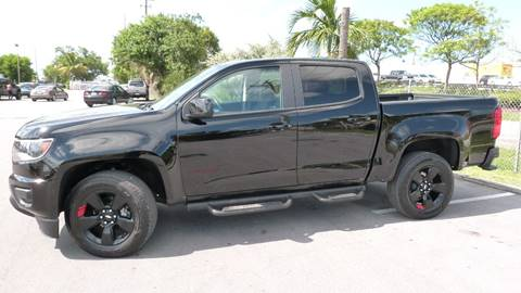2018 Chevrolet Colorado for sale at Quality Motors Truck Center in Miami FL