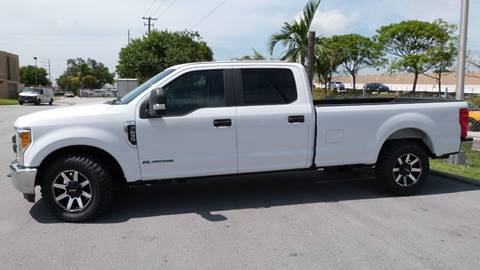 2017 Ford F-250 Super Duty for sale at Quality Motors Truck Center in Miami FL