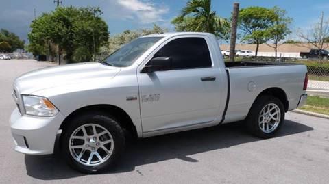 2014 RAM Ram Pickup 1500 for sale at Quality Motors Truck Center in Miami FL