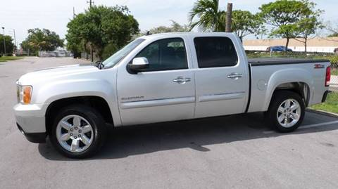 2013 GMC Sierra 1500 for sale at Quality Motors Truck Center in Miami FL
