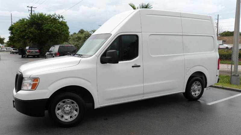 2012 Nissan NV Cargo for sale at Quality Motors Truck Center in Miami FL