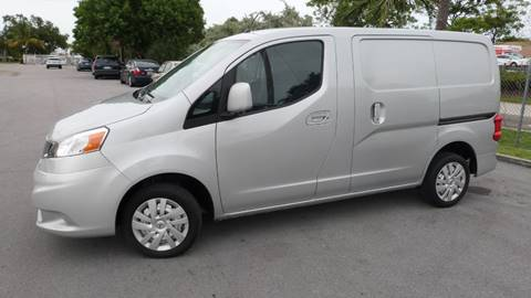 2013 Nissan NV200 for sale at Quality Motors Truck Center in Miami FL