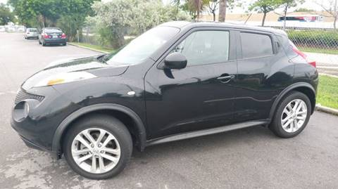 2014 Nissan JUKE for sale at Quality Motors Truck Center in Miami FL